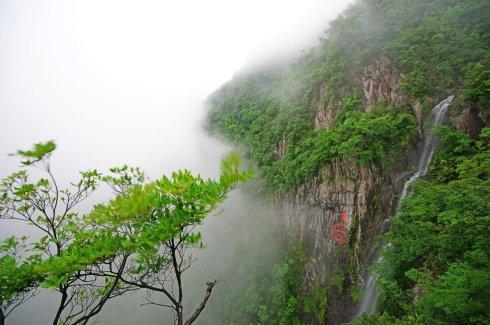 安远三百山一日游